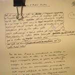 Le mur d'André Breton